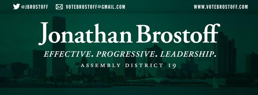 Jonathan Brostoff for Assembly